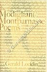 The Modigliani/Montparnasse Poems